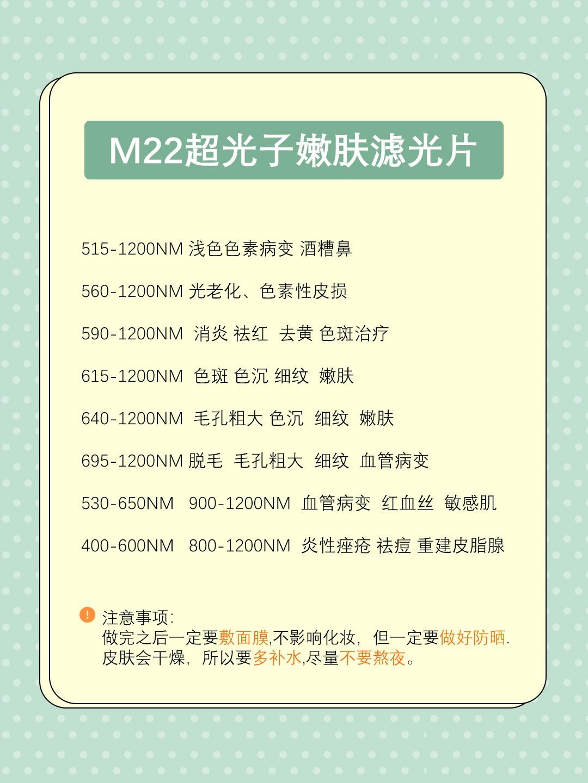 北京小忠丽格光子嫩肤有效吗? 新一代M22光子嫩肤